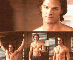jared and spn image