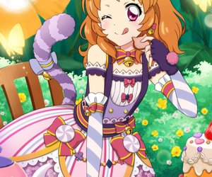 anime girl, cute, and beautiful image