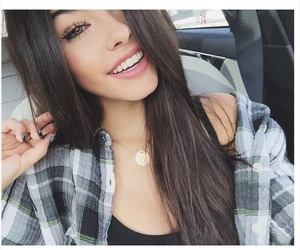 madison beer, smile, and madison image