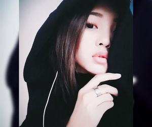 asian, cool, and lips image
