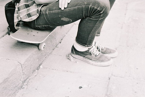 huge selection of f406d 056e4 Image about boy in Skater mode on. by Paralyzed~