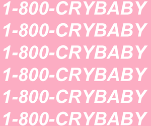background, cry, and cry baby image