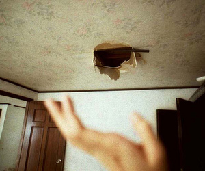 2007, hand, and ceiling image