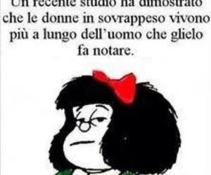 comics, funny, and mafalda image