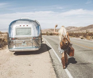 bohemian, hippie, and summer image