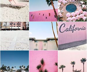 california and pink image