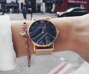 watch and fashion image