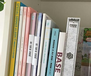 kpop, kpop collection, and kpop cds image