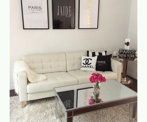 chanel, decor, and room image