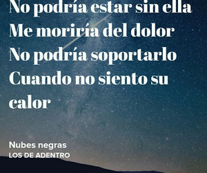 cancion, desamor, and frases image