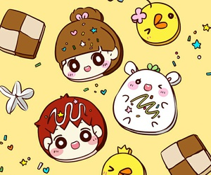 cartoon, wallpapers, and cute image