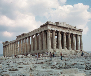 architecture, Athens, and Greece image