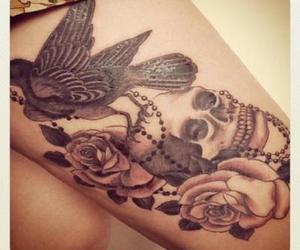 pretty and tattoo image