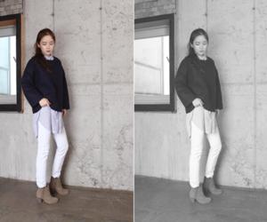 asian fashion, kfashion, and ulzzang image