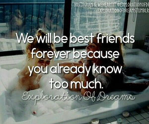 always, friendship, and friends image