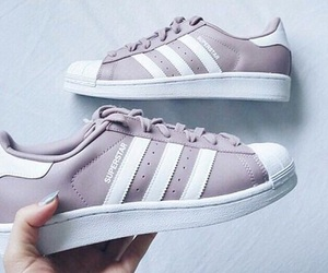 sneakers, adidas, and shoes image