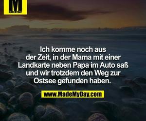 deutsch, sprüche, and mademyday image