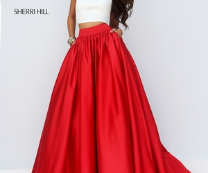 sherri hill 50134 and dress image