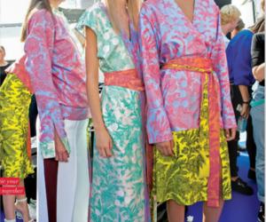 colorful, jonathan saunders, and fashion image
