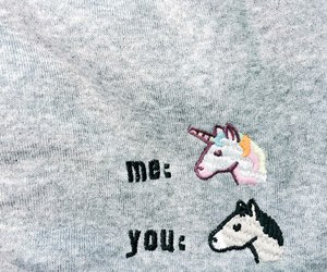 horse, lol, and me image