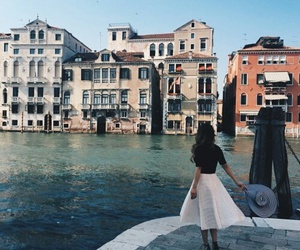 travel, venice, and city image