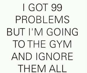 gym, quotes, and motivation image