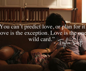 quote, Taylor Swift, and love image