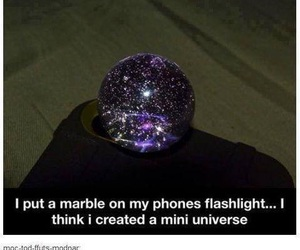 funny, marble, and galaxy image