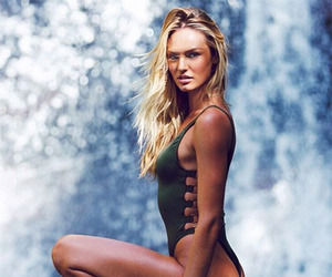 candice swanepoel, model, and vs image
