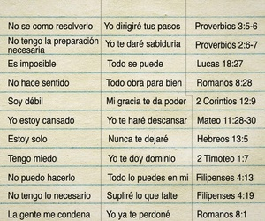 god, spanish, and love image