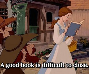 book and beauty and the beast image