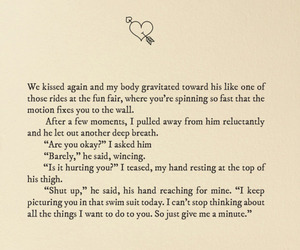 Lang Leav, quote, and love image