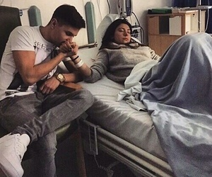 couple, hospital, and goals image