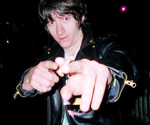 alex turner, band, and colourful image