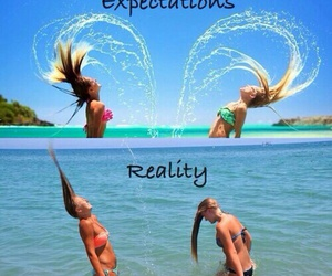 reality, funny, and true image