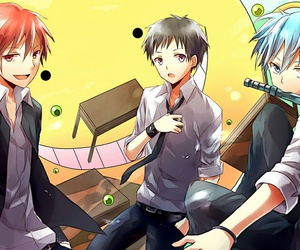 anime, assassination classroom, and sugino image