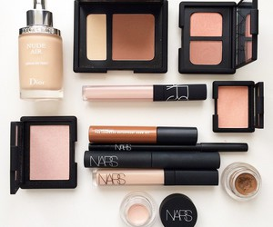nars, makeup, and fashion image