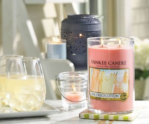 candles and pink image