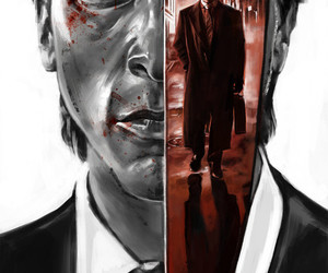 american psycho and christian bale image