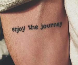 journey and tattoo image