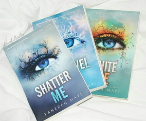 book, books, and shatter me image