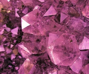 beautiful, crystals, and gems image