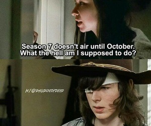 twd, carl grimes, and carl image
