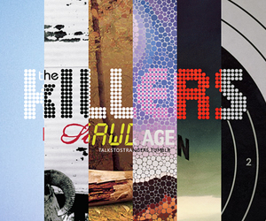 the killers, love, and music image