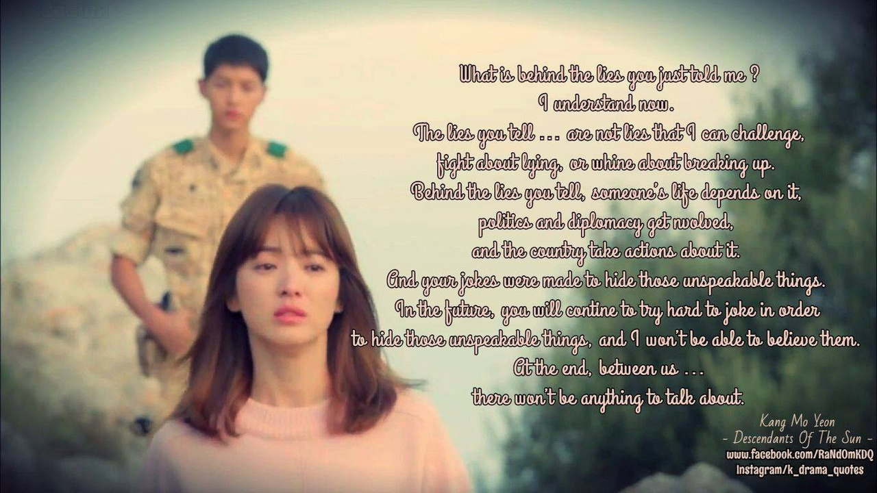 images about descendant of the sun on we heart it see more