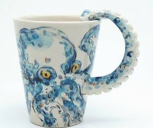 cup and octopus image