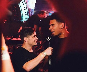 dj, afrojack, and edm image