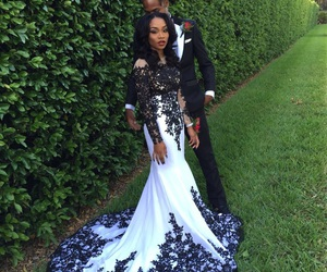 Prom, dress, and goals image