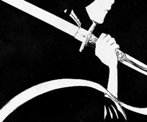anime, manga, and rukia image