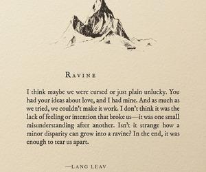 Lang Leav and love image